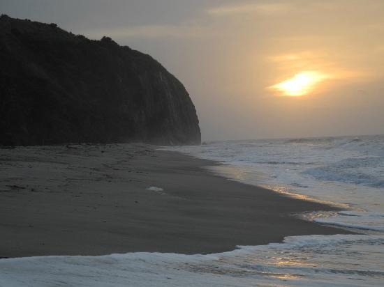 Playa La Roca Ecohotel : El paisaje