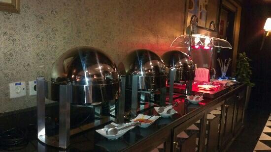 Crowne Plaza Al Khobar: Excutive club