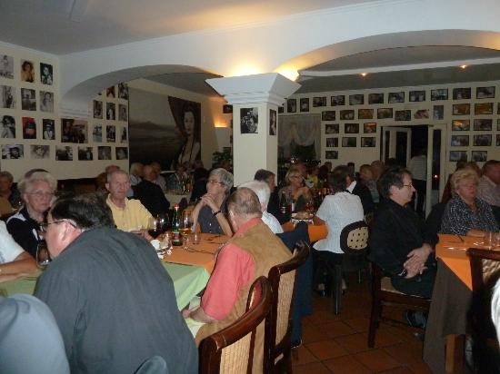 Ristorante Donna Sofia: Im Restaurant