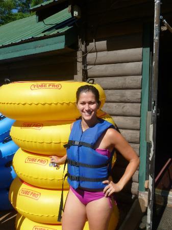 Adirondack Tubing Adventures: Yay!