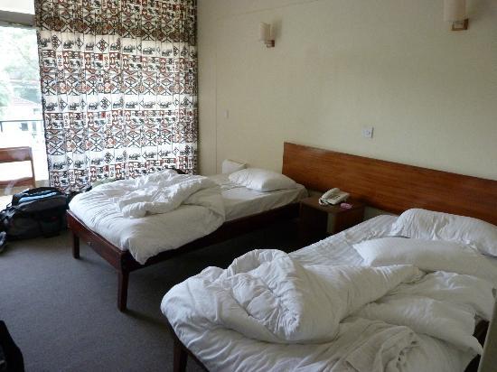 Kivi Milimani Hotel: chambre