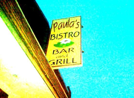 Paula's Bistro: Paula's is a unique casual eatery with esquisite cuisine!