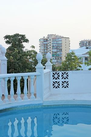 Hotel Betania: у бассейна
