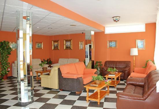 Hotel Betania: 2 этаж