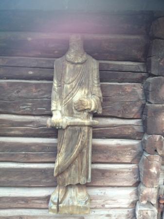 Nutheim Gjestgiveri: old innkeeper
