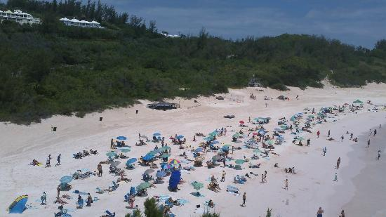 Horseshoe Bay Beach: Pink Sand at Horseshoe Bay