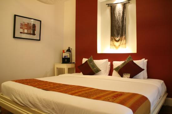 Maison Souvannaphoum Hotel: room