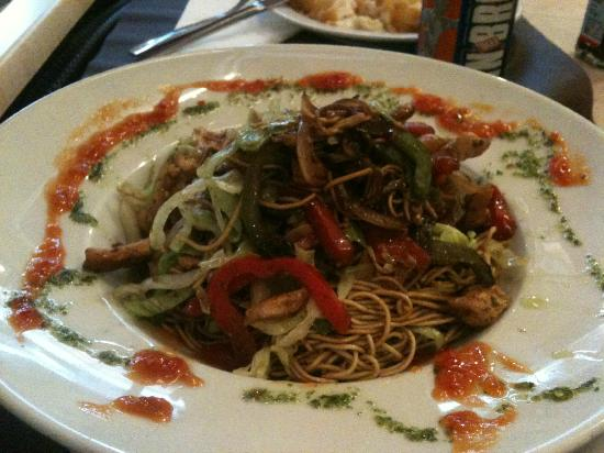 Olivers Restaurant: THAI NOODLES - GORGEOUS GOTTA TRY THEM