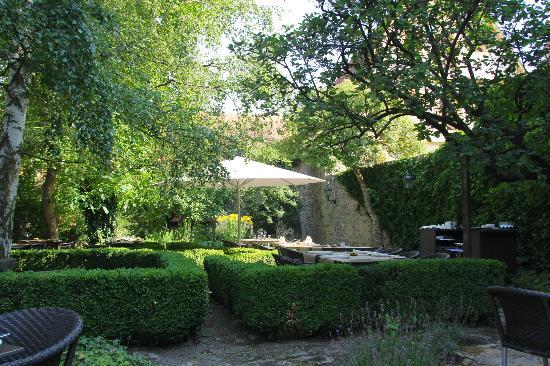 Hotel Herrnschloesschen: Garten