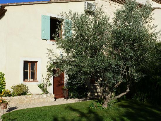 Une Treille en Provence: le gîte