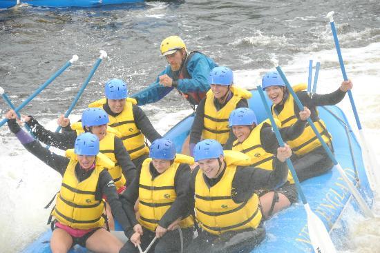 White Water Rafting NEOC: White Water August 2012