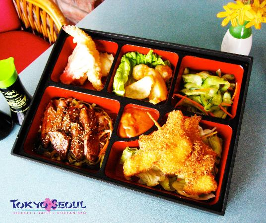 Ricky S Bento Box Picture Of Tokyo Seoul Syracuse