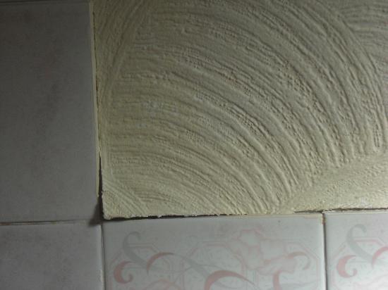 Cherry Garth: more peeling paper