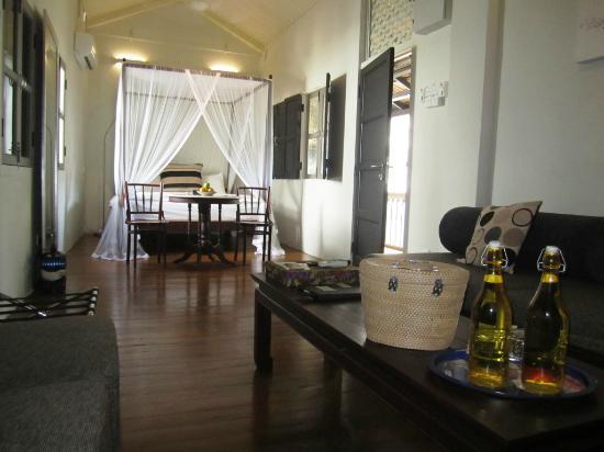 Muntri Mews: our room