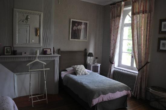 Le Clos des Hautes Loges: Il letto singolo
