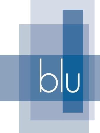 Blu: Our logo