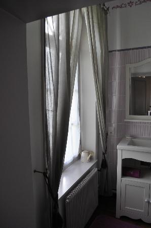 Le Clos des Hautes Loges près d'Etretat : La finestra