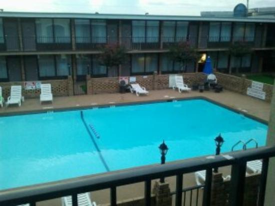 BEST WESTERN Greenville Airport Inn: pool