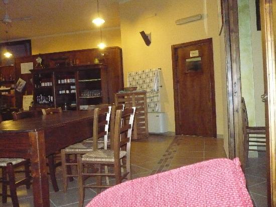 Azienda Agrituristica Matine: sala da pranzo