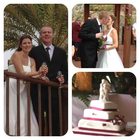 The Red Cow Restaurant & Sports Lounge: staff wedding !