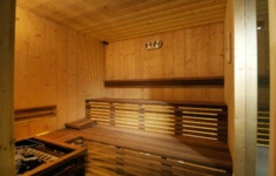 Sporting Hotel Ravelli: Una delle saune