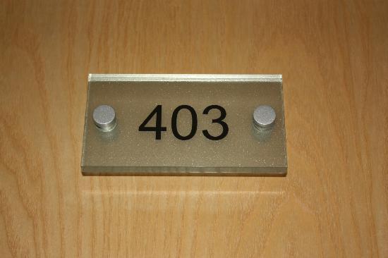 Ardmore Hotel: nuestra habitación