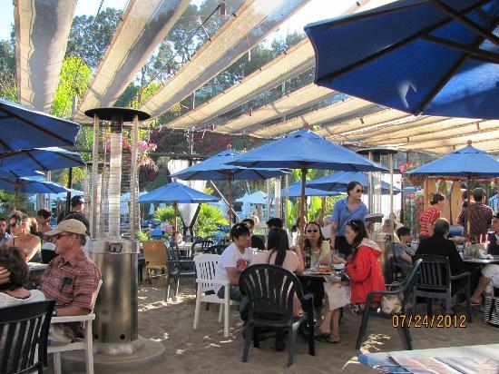 Paradise Cove Beach Cafe Dinner Menu