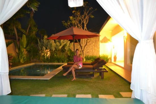 Bali Yubi Villa: The excellent Yubi Villas