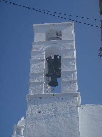 Pension The Big Blue: Tower in Chora
