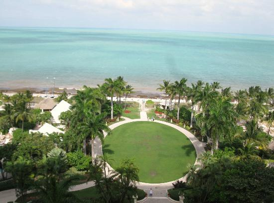 Ritz-Carlton Spa, Key Biscayne: View from our room!