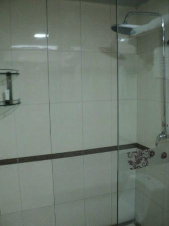 Soluxe Sunshine Courtyard Hotel: Shower