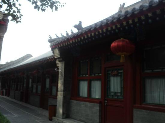 Soluxe Sunshine Courtyard Hotel: Hutong