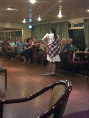 Arrochar, UK: Entertainment Room 