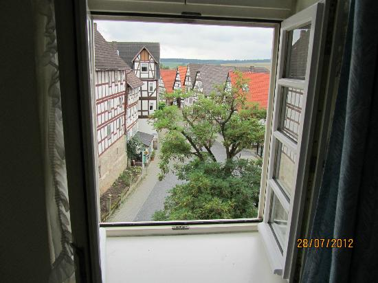 Altes Rathaus: View from Bedroom