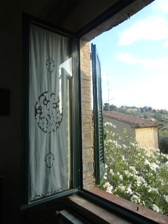 Agriturismo Santa Croce: Vista de uma das janelas