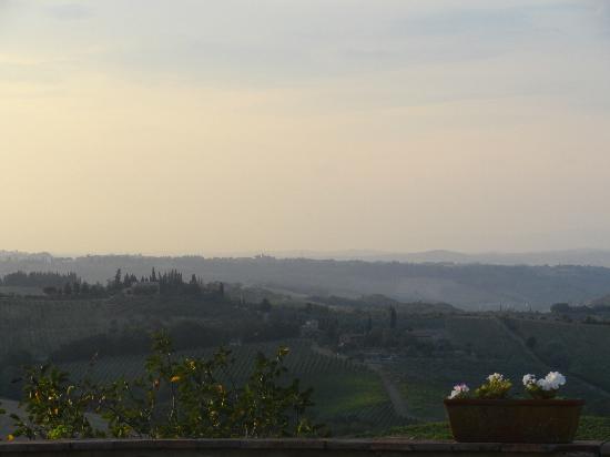 Agriturismo Santa Croce: Vista!