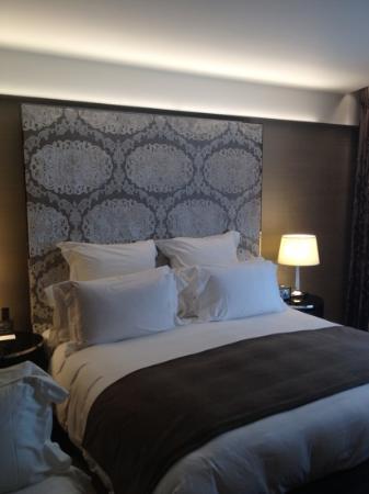 Bulgari Hotel, London: lovely..
