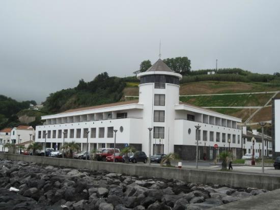 Hotel do Mar : Hotel von außen