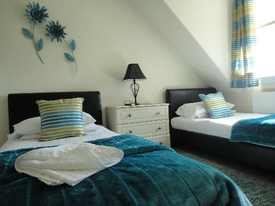 St Leonards Guest house : standard twin room 6