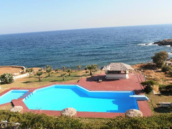 Hotel Stella Beach: piscina