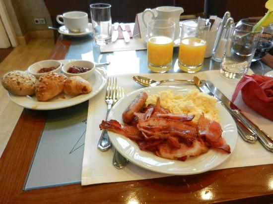 mia colazione