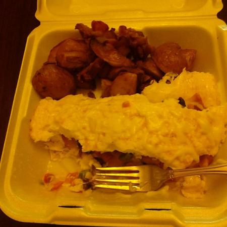 "Lake Eve Resort: ""Best Omelet Ever"""
