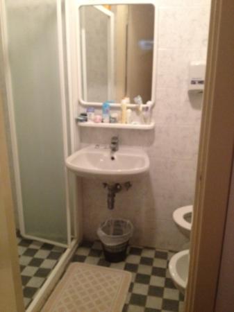 Hotel Aurelio: bagno