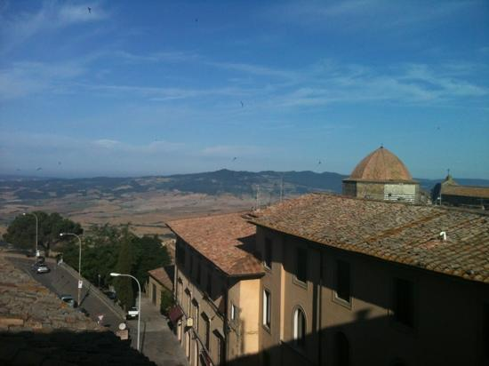 Albergo Nazionale: the view from our room beautifull