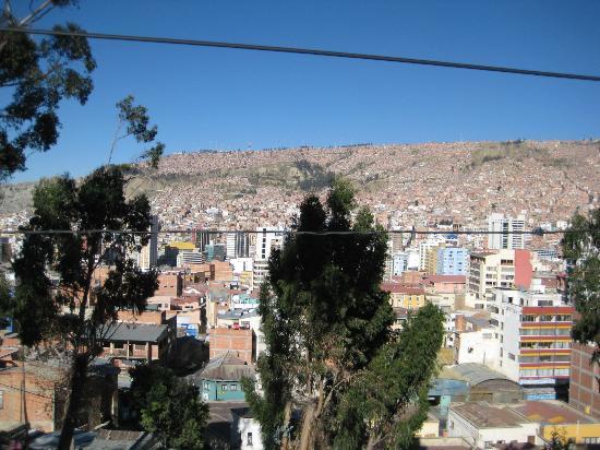 Mirador Laikakota : Incredibile La Paz