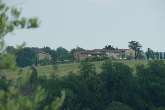 Fattorie Santo Pietro: gebouw van de appartementen