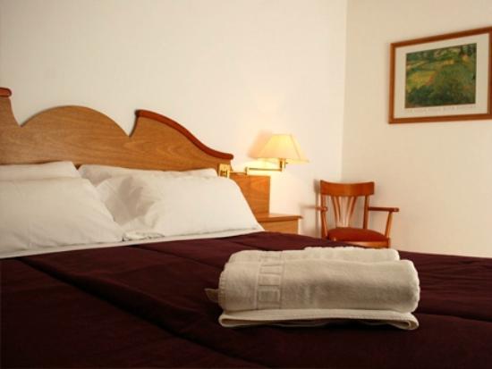 Soleado : habitacion del hotel
