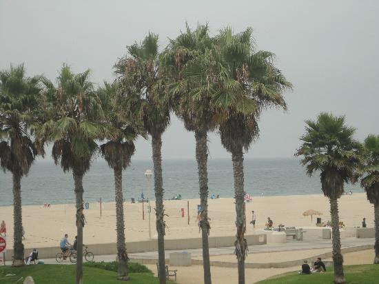 Beach House Hotel Hermosa Beach: View from our room