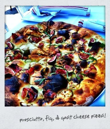 Pastaio: Fresh, crisp pizza!
