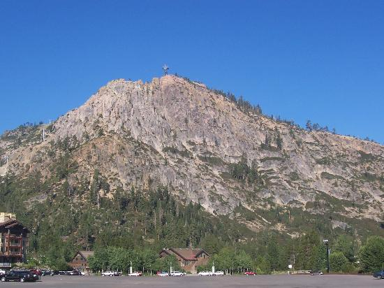 Red Wolf Lodge at Squaw Valley: View at High Camp
